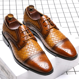 Men's Leather Formal Shoes Lux