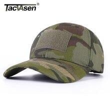 TACVASEN страйкбол тактическая Бейсболка Военная армейская Солнцезащитная шляпа мужская камуфляжная бейсболка s Кепка для пейнтбола аксессуары с заплатками