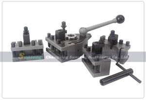 Image 4 - Быстросменный держатель инструмента в сборе 0618, мини держатель токарного инструмента, горка/горка для станка