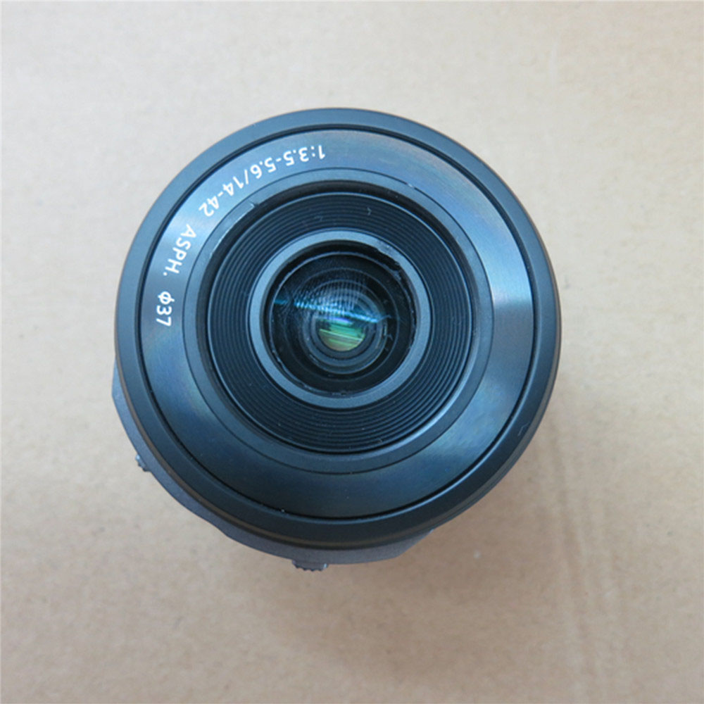 Замена объектива камеры 14 42 мм F3.5 5.6 ASPH зум объектив для YUNEEC микро 4/3 Камера Запчасти