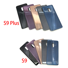 Back Glass Rear Cover For Samsung Galaxy  S9 G960F S9 Plus G965F Batte
