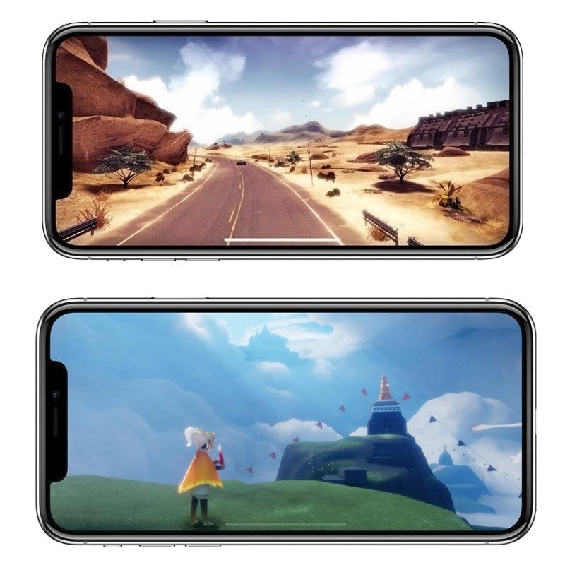 Apple iPhone X Unlocked Original Entsperrt 4G LTE handy 5,8 ''12.0MP 3G RAM 64G/256G ROM Gesicht ID Handy iPhone xiPHone X