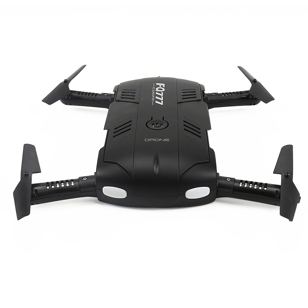 Fq05wifi Unmanned Aerial Vehicle Folding Mini Set High Quadcopter Remote Control Aircraft Airplane Model Toy