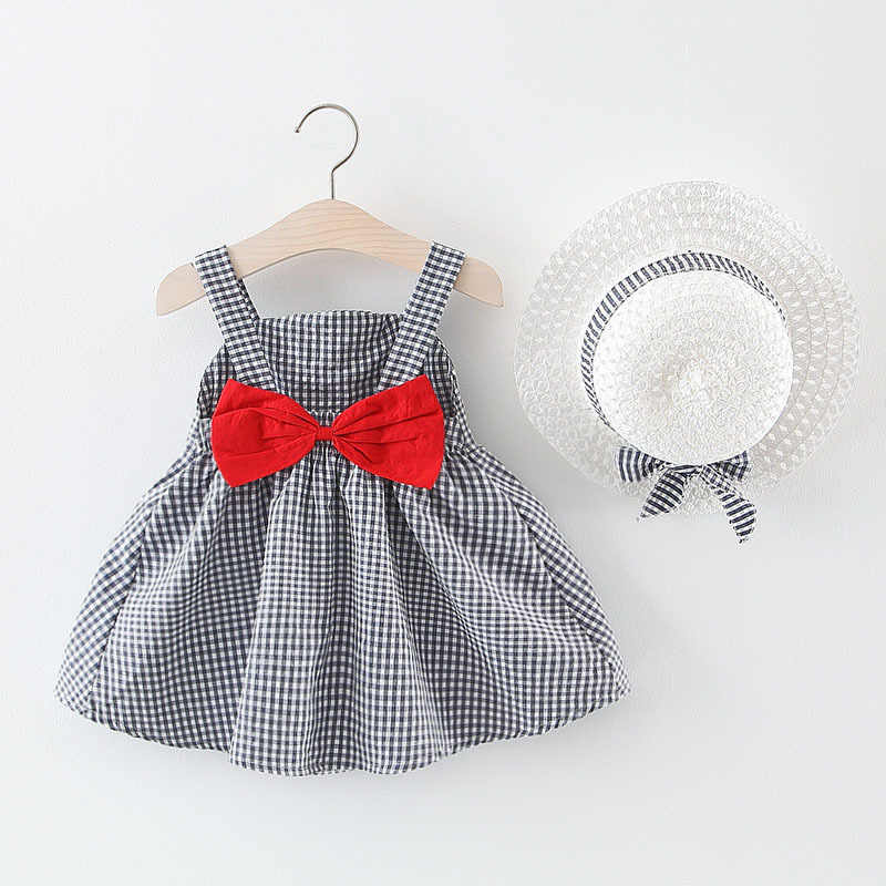 ملابس أطفال للبنات من Melario موضة 2019 ملابس أطفال بنات طقم ملابس أطفال صيفية بتصميم بوهو ملابس شاطئ ملابس أطفال + بنطلون + قبعة