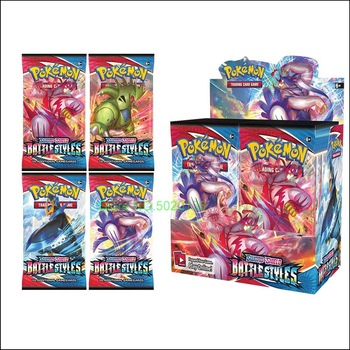 Pokémon TCG: Sword & Shield-Battle Styles Booster Display 2