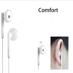 Image 4 - מקורי Huawei AM115 אוזניות מתכת עם מיקרופון נפח שליטה עבור אנדרואיד Smartphone עבור Huawei P7 P8 P9 כבוד 5X 6X mate7 8 9