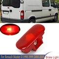 X-CAR сзади 3RD тормозной светильник LED High Mount стоп-сигнал заднего фонаря для Рено Мастер II / Opel Movano 1998-2010 7700352940 265000QAA
