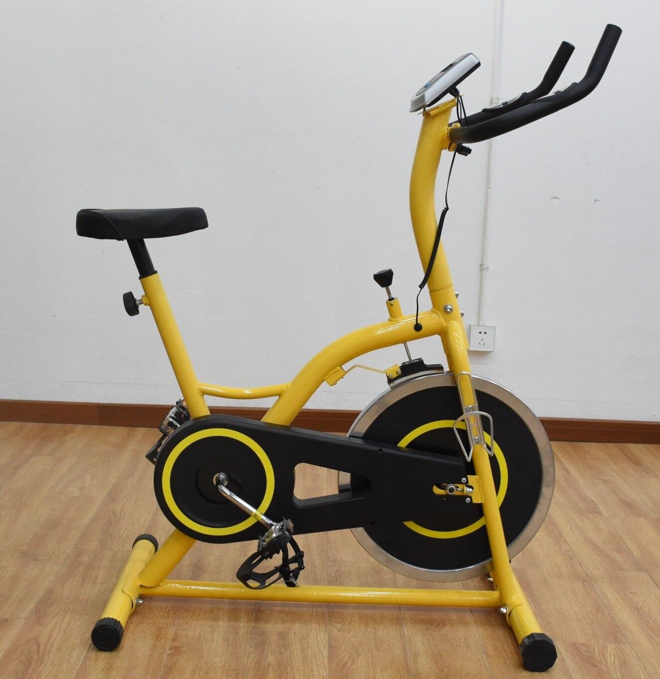 Spinning Exercise Bike Household Indoor Fitness Equipment
