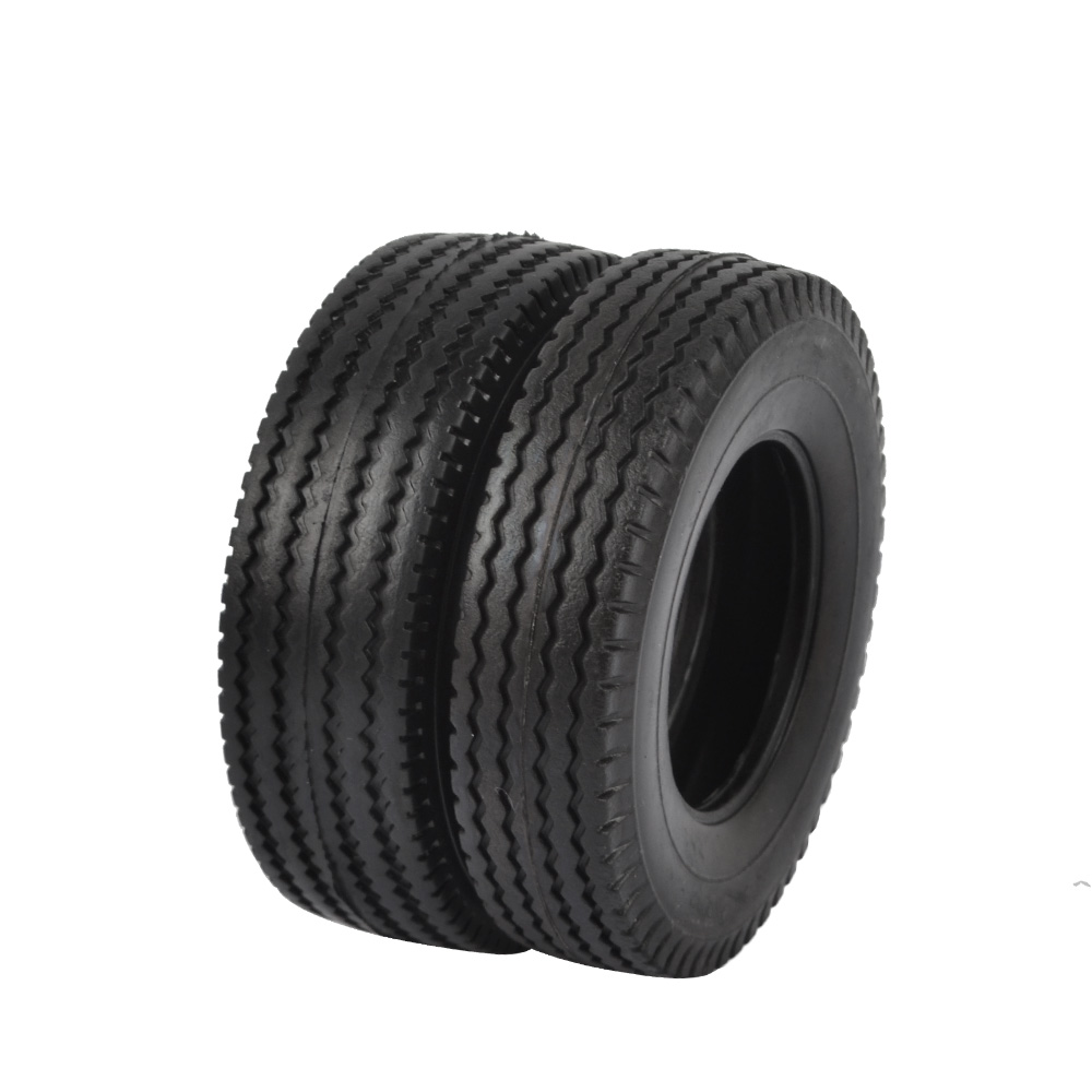 <font><b>RC</b></font> Car 1PCS <font><b>1/14</b></font> Rubber Trailer Car Tires for 1:14 <font><b>Tamiya</b></font> Tractor <font><b>Truck</b></font> <font><b>RC</b></font> Climbing Trailer Car Component image