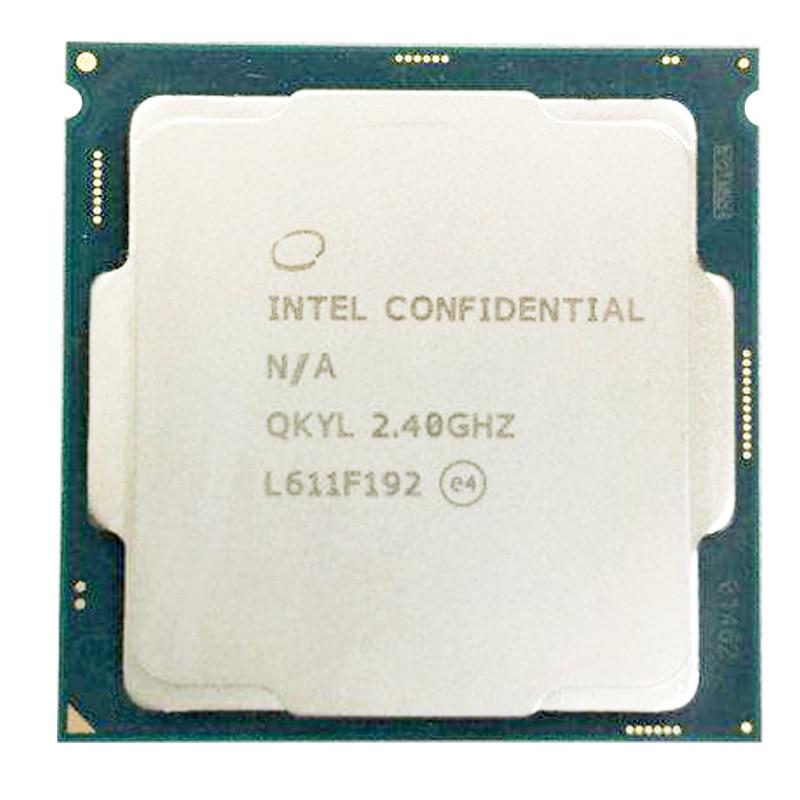 Intel QKYL Engineering-version von i7 7700T 7700 ES I7 35W 4 core 8 threads 2,4G Kern 3,0G industrie computer