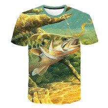 Летняя уличная футболка, футболка для рыбалки, быстросохнущая дышащая Спортивная уличная Мужская одежда для рыбалки, топ с коротким рукавом, рубашка для рыбалки