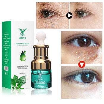 Fat Particle Essence Eye Cream Anti-wrinkle Remove Dark Circles Anti-puffiness Anti-aging Hyaluronic Acid Water Eye Care 20ml red pomegranate extract eye cream anti puffiness remove dark circles anti aging anti wrinkle eye cream moisturizing eye care