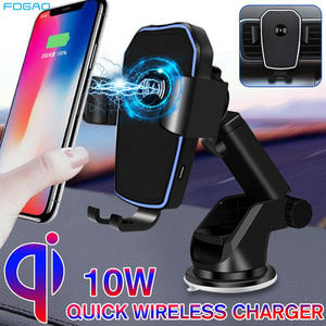 FDGAO Wireless-Charger iPhone 11 Fast For Samsung 10w Qi Car X-Xs Max-Xr S10/s20