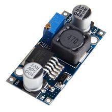 Regulador de voltaje LM2596 LM2596S DC-DC módulo de fuente de alimentación reductor ajustable DC reductor regulador de voltaje 24V 12V 5V 3V