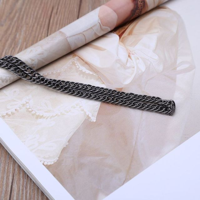 New High Quality Purse Handbags Shoulder Strap Chain Bags Replacement Handle 40JE 2