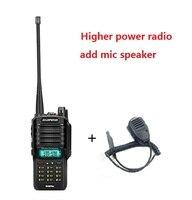 higher radio ad mic