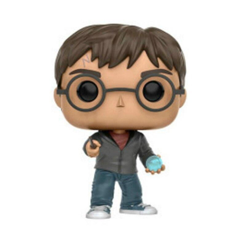 FUNKO POP Harri Potter Action Figures Harri Potter And The Philosopher's Stone Action Figures PVC Model Toys Birthday Gift