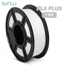 SUNLU 1.75mm PLA PLUS Filament 1kg  Plastic PLA  + 3D Printing Filaments For 3d Printer