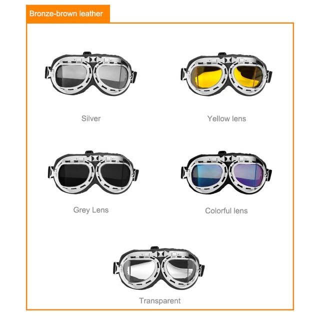 Silver Edge Biker Sunglasses  5