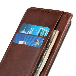 Image 4 - Telefon Fall für OPPO A9 2020 Fall Abdeckung Luxus Rindsleder PU Leder Magnetische Filp Buch Coque für OPPO A5 A9 2020 karte Slot Fällen