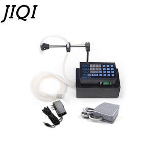 JIQI Digital-Pump Bottled Electrical-Liquids-Filling-Machine Water-Filler Perfume MINI