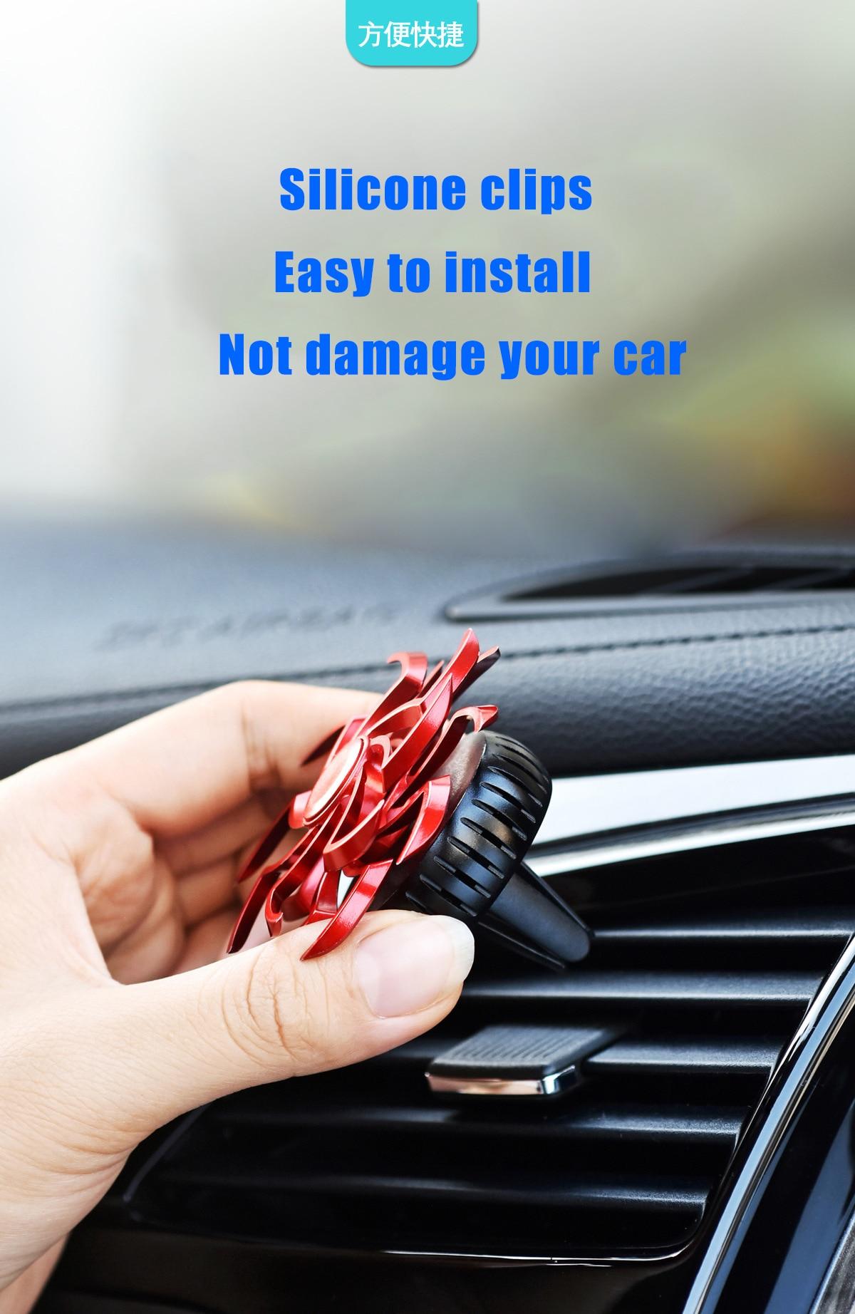 Car Double Helix Air Freshener