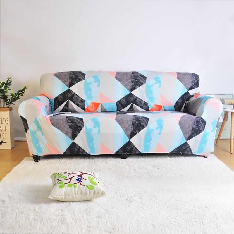 تمتد غطاء أريكة أغطية مرنة تمتد ضيق التفاف شامل أريكة غطاء أريكة حامي أثاث 1/2/3/4 مقاعد