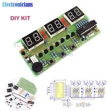 diymore DIY Kits C51 Electronic Clock Digital Tube LED Display Suite El