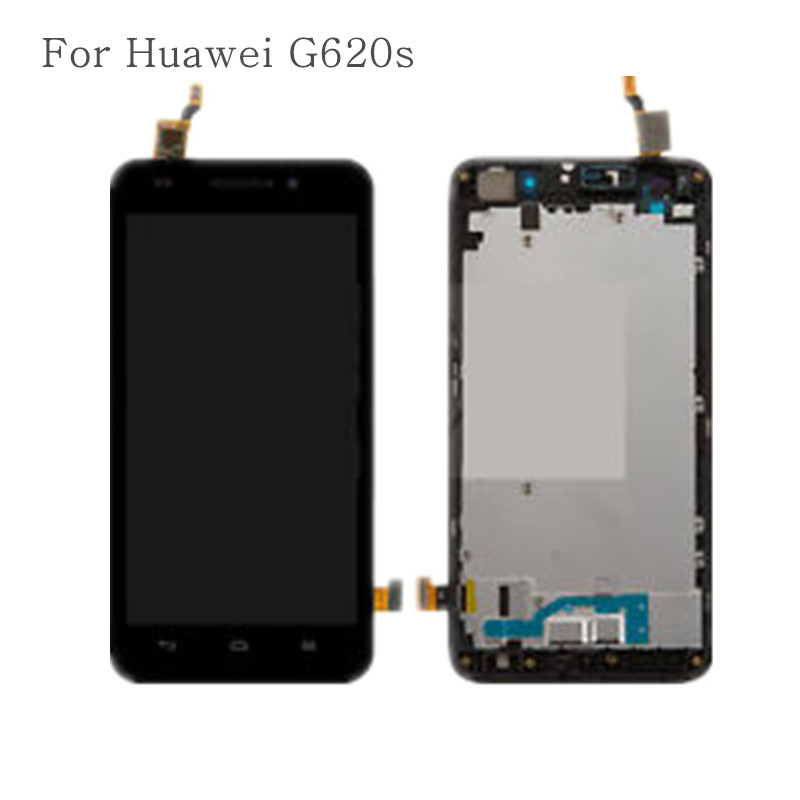 Best Quality Grade AAA For Huawei G620s LCD Screen Display with touch screen  digitizer assembly