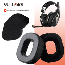 NullMini Replacement Earpads for Astro A40 A40TR A50 Headphones Soft Leather Earmuff Headset