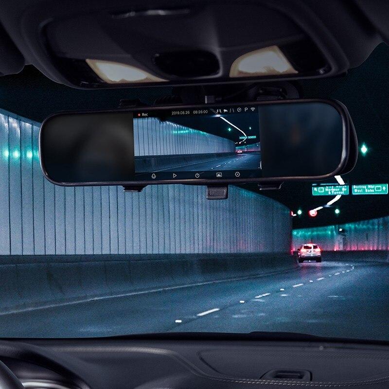 Xiaomi 70mai Mirror Car DVR 1600P 140FOV Night Vision 70 MAI Mirror Car Cam Recorder 24H Parking Monitor 70mai Mirror Dash Cam - 4