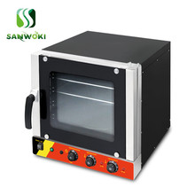 Electric Toaster Oven for Pizzas Bread Fries Cake Mini Toaster Bread Electric Oven Baking Frying Pan Roast Grill(China)