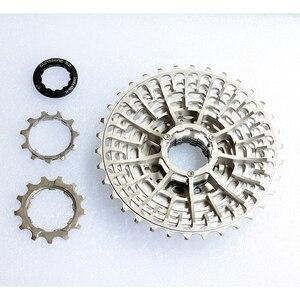 Image 4 - Free Shipping SLR 11s  28T Cassette Racing  Speed Gravel Bike  36T    34T Ultralight K7 V  32T CNC Flywheel