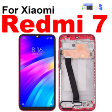 For Xiaomi Redmi 7 Display Touch Screen Digitizer LCD Assembly for Xiaomi Redmi 7 Screen with Frame Repair Replacement