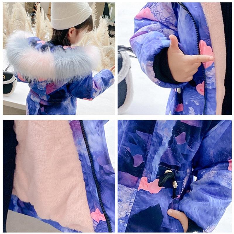 capuz jaqueta quente de estampa vintage para 05