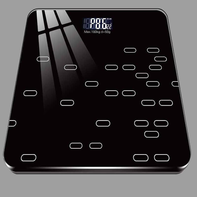 وزن مقياس الجسم ميزان إلكتروني مقياس ميزان المنزلية دقيقة الكبار الصحة مقياس ميزان إلكتروني للتخصيص