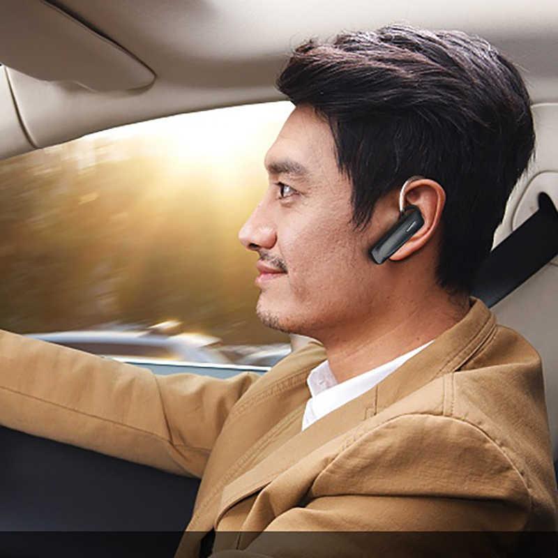 Business Wireless Bluetooth Headset earphone Hands Free Microphone headphone Universal for Xiaomi Samsung iPhone Mobile Phone