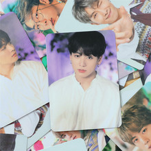 Hd-Collection Poster Lomo-Card Boys Kpop Bangtan 5TH 4-8pcs Love-Your-Self-Festa-Album