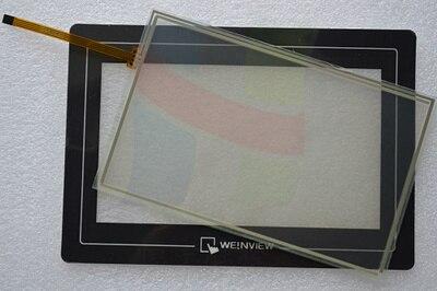 Novo vidro da tela de toque, película protetora, tela lcd para weintek weinview eview tk8070ih tk8070ih3wv touchpad painel hmi