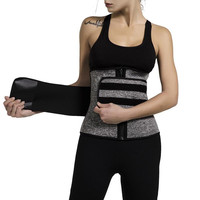 shaper esportes abdômen corpo moldar cinto cinto