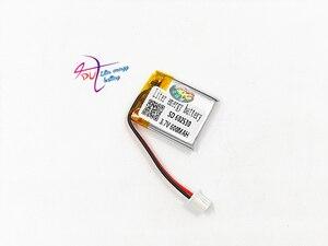 Image 5 - Литий полимерная аккумуляторная батарея JST XH 2,54 мм 602530 3,7 в 600 мАч для Mp3 наушников PAD DVD bluetooth камеры