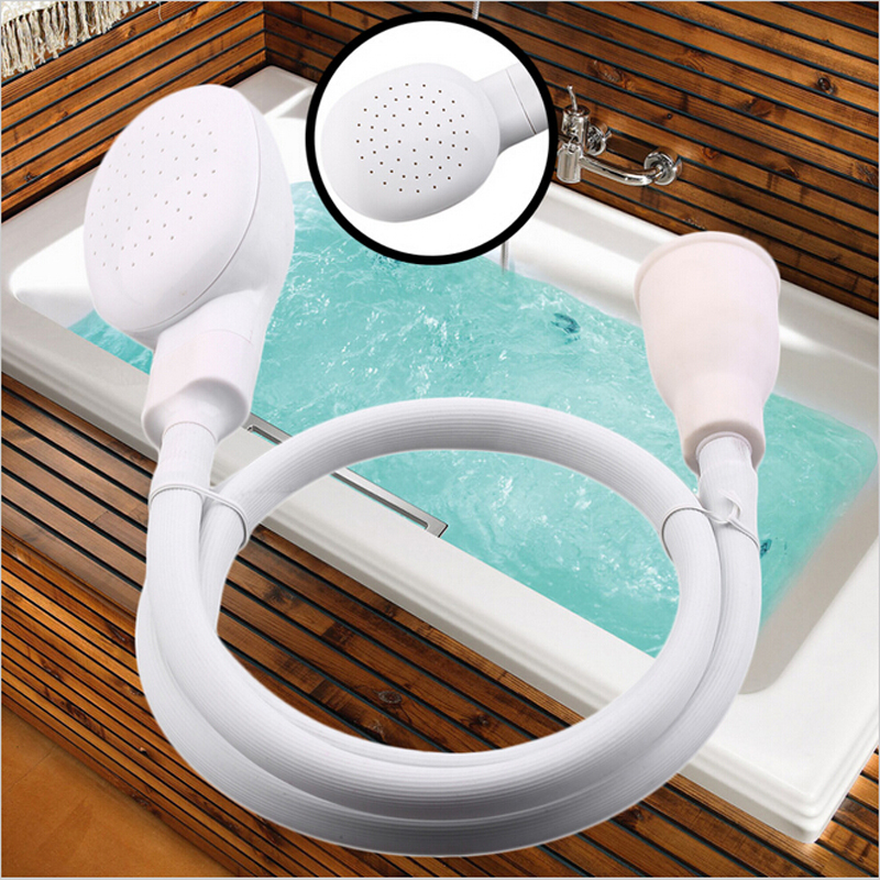 Pet Dog Cat Shower Head Bathroom Multi-function Tap Spray Heads Toilet Bath Sprayers Drains Strainer Water Shampoo baths Tool