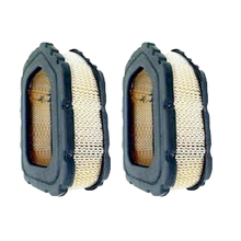 Hot 2 PCS Air Filters Suitable For Kohler Courage SV710-SV740 Engine Specific Sturdy And Durable Long Service Life