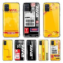 Airbag Anti Herbst Capa Für Samsung Galaxy A51 A71 M51 M31 M21 A41 A31 A21s A11 Telefon Fällen Abdeckung Express DHL