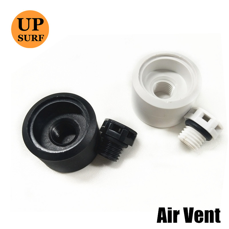 Surf Board Air Vent Black/white Vent SUP Vent Plug