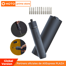 Electric-Screwdriver Portable-Tool HOTO Automatic Wireless Steel-Bits Charging Small