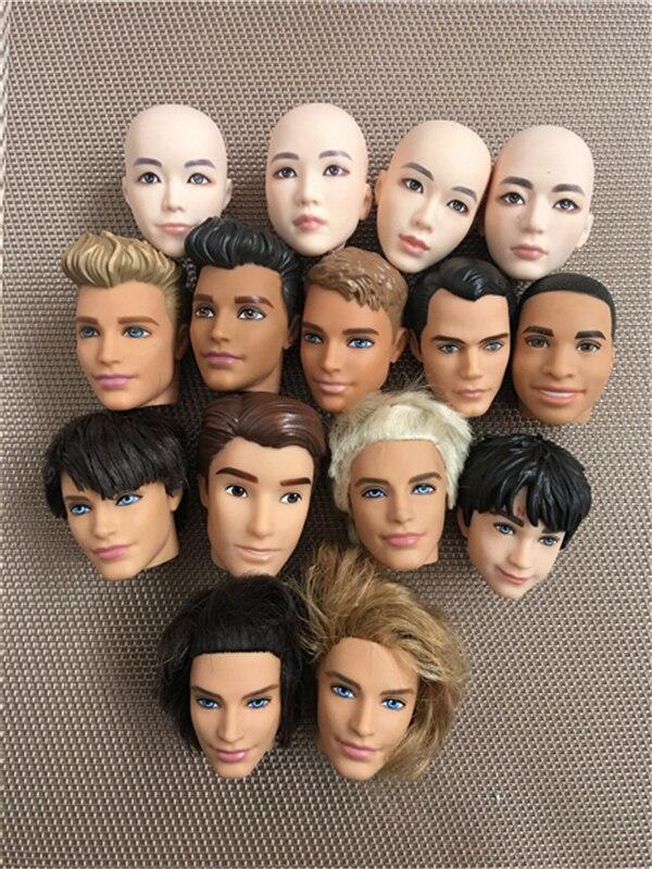 Редкая Ограниченная Коллекция, кукла Кена принца, голова Поттера, мальчик, корейский идол, принцесса, игрушки «сделай сам», любимая коллекци...
