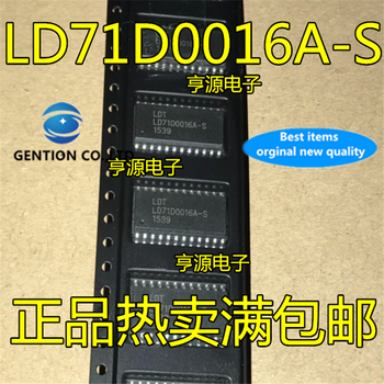 5Pcs LD71D0016A-S LD71D0016 LED display driver chip in stock  100% new and original
