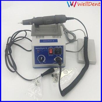Dental Lab Micromotor Polishier Marathon Machine N3 + 35k Rpm Sde-h37l1 Polishing Saeyang Handpiece