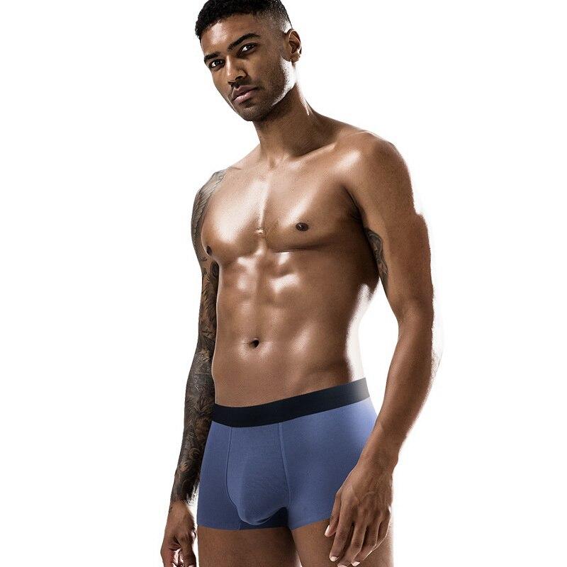 5 шт./лот Мужское нижнее белье, высококачественное, хорошее качество, мягкое, приятное для кожи и удобное, мужские трусы-боксеры